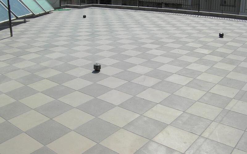 ολοκληρωμένη μόνωση ταράτσας light roof plus