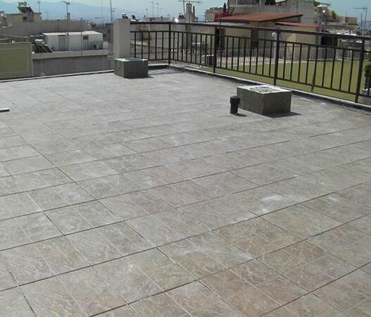 μονώσεις ταρατσών light roof plus