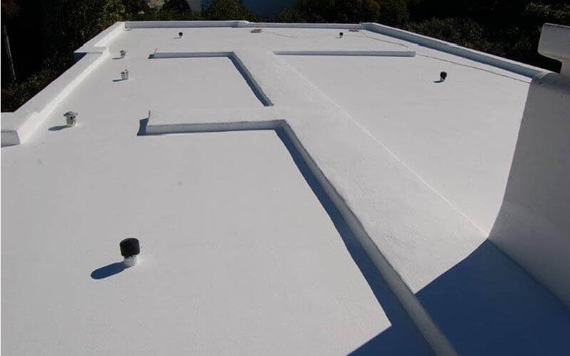 ταράτσα με μόνωση durosol light roof