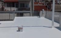 σύστημα μόνωσης ταράτσας durosol light roof στην Ηλιούπολη