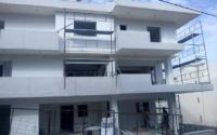 durosolo external σε νεοδμητη κατοικια στο Μαρουσι